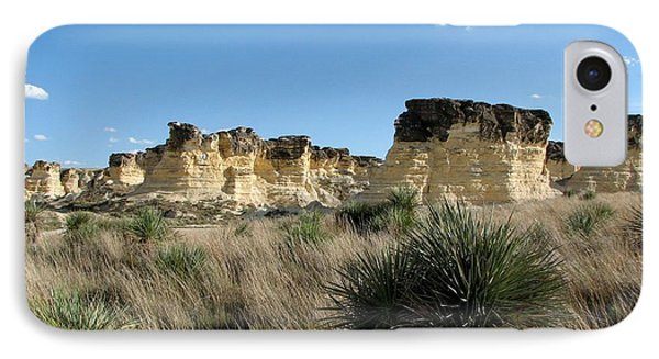 Castle Rock Badlands IPhone Case