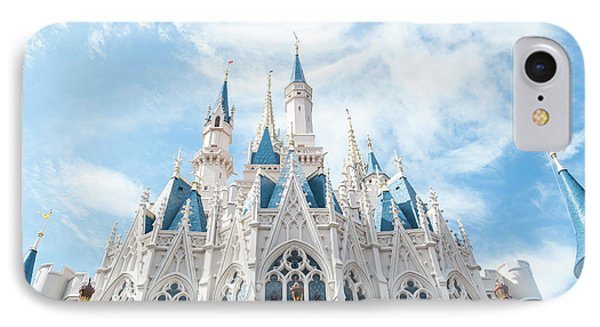 Castle Sky IPhone Case