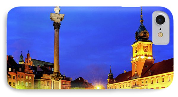 IPhone Case featuring the photograph Castle Square by Fabrizio Troiani