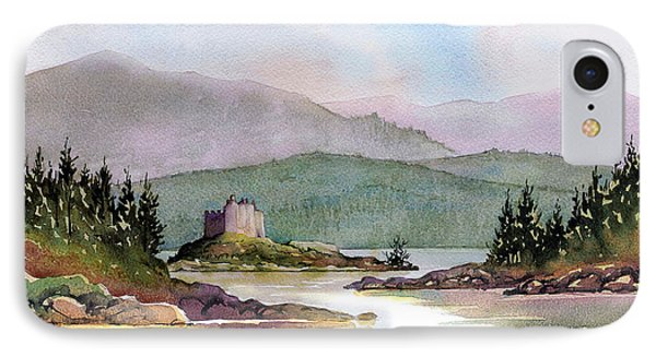Castle Tioram  Phone Case by Anthony Forster