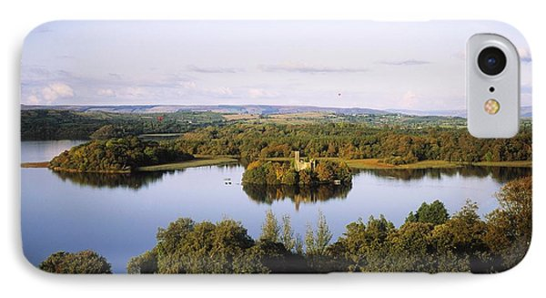 Castleisland Lough Key Forest Park Phone Case by The Irish Image Collection