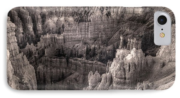 Castles Made Of Sand In The Hoodoos  IPhone Case