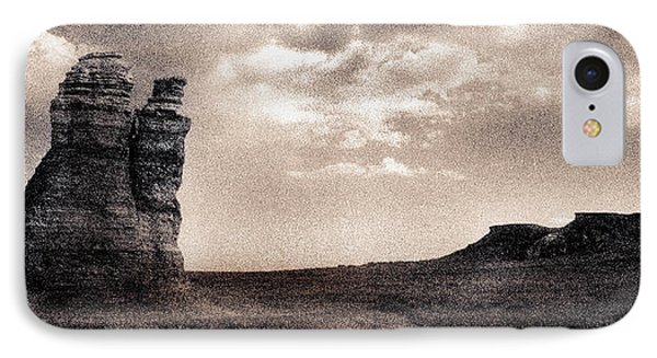 IPhone Case featuring the photograph Castles Of Wonder Revisited by Thomas Bomstad