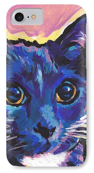 Cat Eyes IPhone Case by Lea S