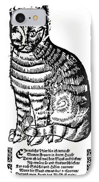 CAT Phone Case by Granger