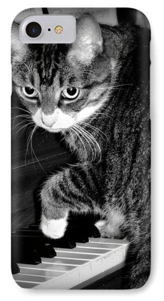 Cat Jammer IPhone Case