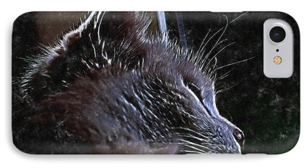 Cat Muse IPhone Case by Aliceann Carlton
