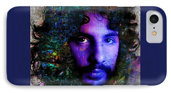 Cat Stevens IPhone Case