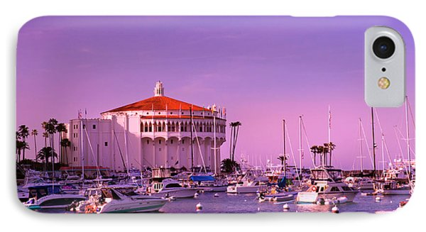 Catalina Casino IPhone Case by Marie Hicks