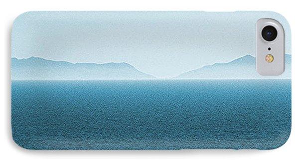 Catalina Island Large Panoramic Color Fine Art Print On Metal IPhone Case by Ben and Raisa Gertsberg