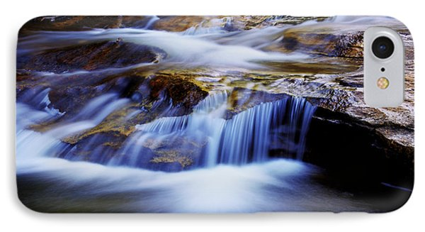 Cataract Falls IPhone Case by Chad Dutson