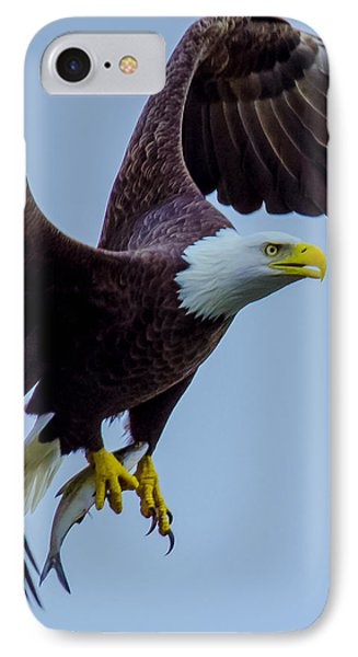 Catch Of The Day IPhone Case by Jeff at JSJ Photography
