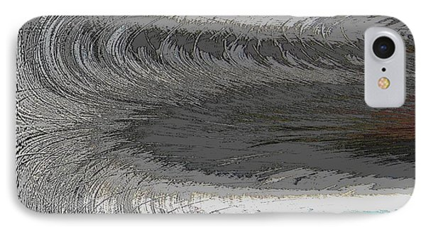 Catch The Wave Phone Case by Tim Allen