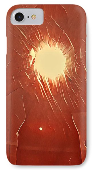 iPhone 7 Case - Catching Fire by Gina Callaghan