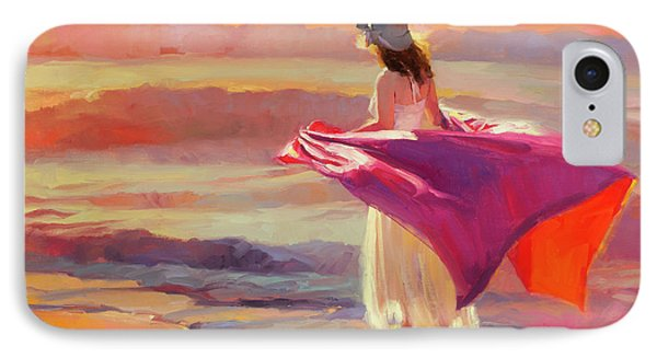Pacific Ocean iPhone 7 Case - Catching The Breeze by Steve Henderson