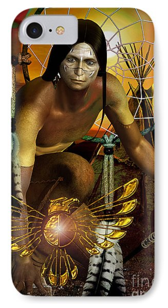 Catching The Dream IPhone Case by Shadowlea Is