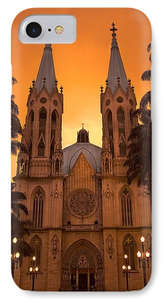 IPhone Case featuring the photograph Catedral De Sa by Kim Wilson