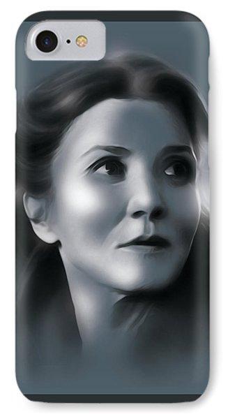 Catelyn Stark IPhone Case by Marina Pacurar