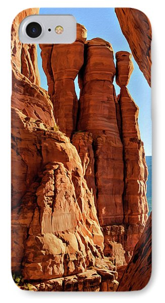 Cathedral 07-061 IPhone Case