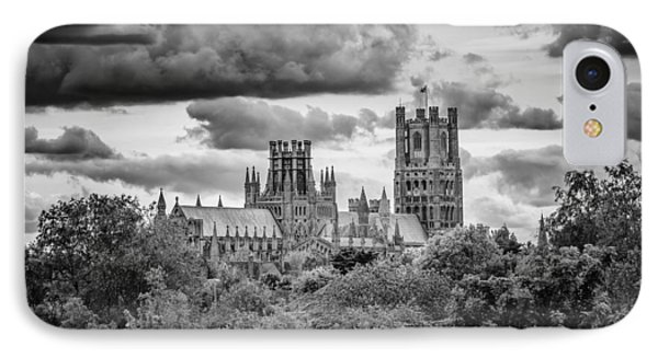 Cathedral From The North-east IPhone Case
