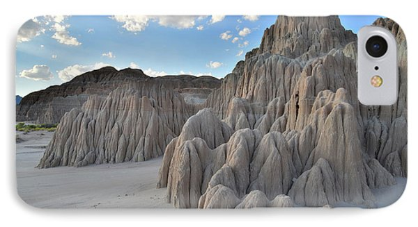 Cathedral Gorge State Park IPhone Case by Ray Mathis