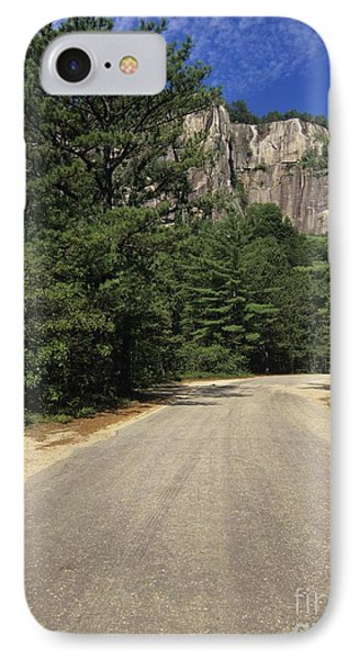 Cathedral Ledge State Park - Conway New Hampshire Usa Phone Case by Erin Paul Donovan