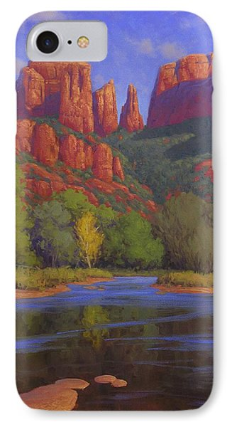 Cathedral Morning IPhone Case by Cody DeLong