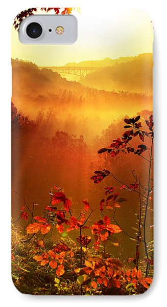 Cathedral Of Light - Special Crop IPhone Case by Rob Blair