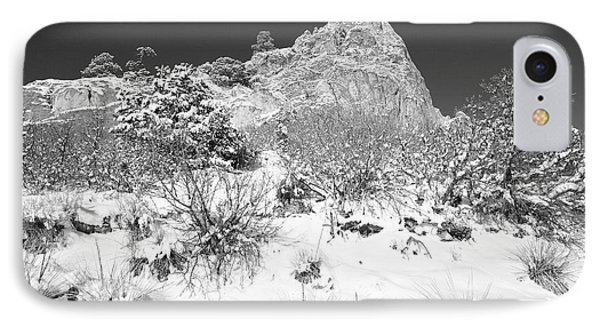 Cathedral Rock IPhone Case by Eric Glaser