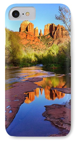 Cathedral Rock Sedona IPhone Case by Matt Suess