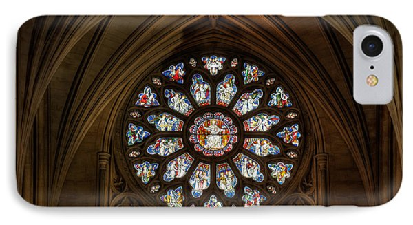 Cathedral Window IPhone Case by Adrian Evans