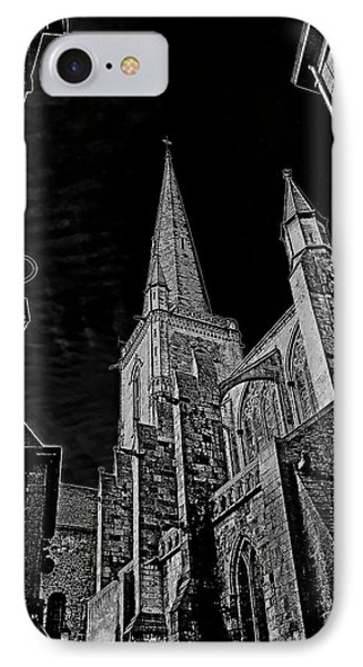 IPhone Case featuring the photograph Cathedrale St/. Vincent by Elf Evans