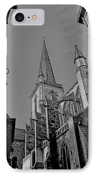 IPhone Case featuring the photograph Cathedrale St. Vincent  by Elf Evans