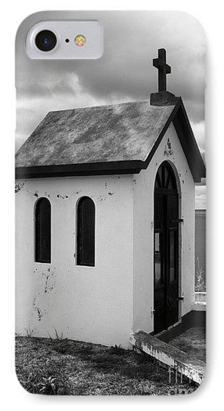 Catholic Chapel Phone Case by Gaspar Avila