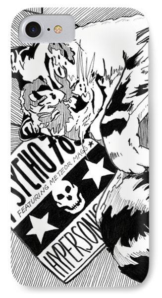 Catnap Phone Case by Matthew Howard