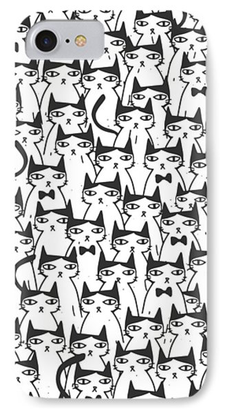 Cats IPhone Case