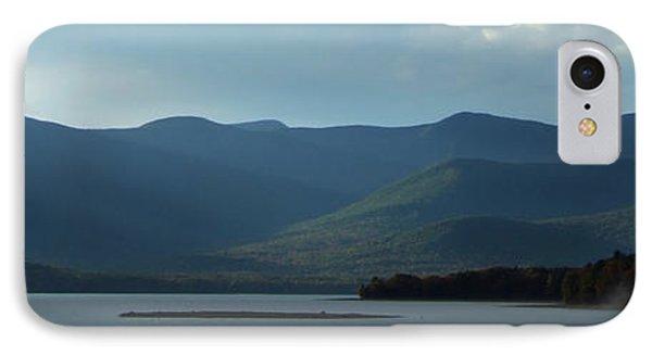Catskill Mountains Panorama Photograph Phone Case by Kristen Fox