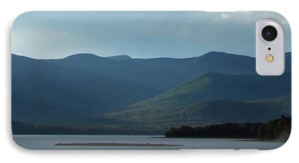 Catskill Mountains Panorama Photograph IPhone Case by Kristen Fox