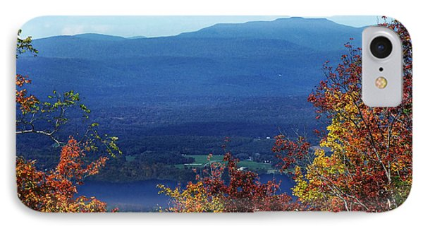Catskill Mountains Photograph IPhone Case by Kristen Fox