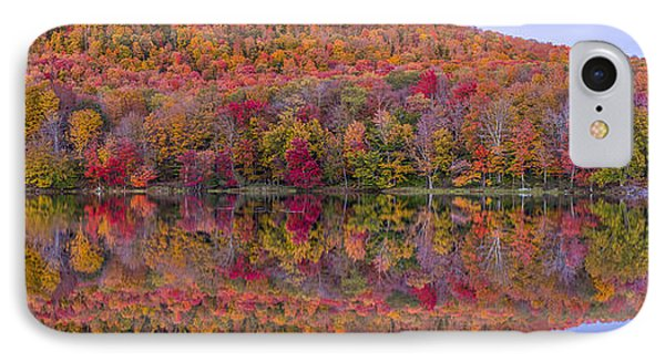 IPhone Case featuring the photograph Catskill Panorama 2 by Mark Papke