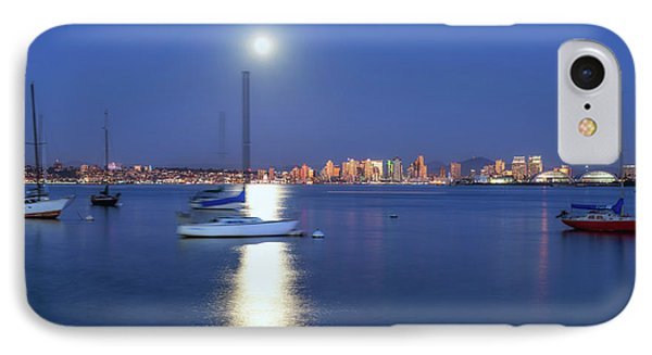 Caught In The Light IPhone Case by Joseph S Giacalone