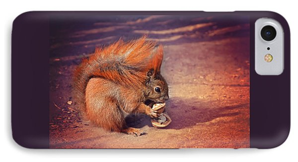 Caught Red Handed IPhone Case by Carol Japp