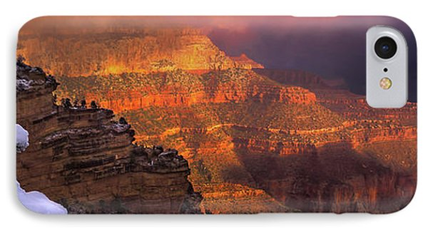 Canyon Dawn IPhone Case