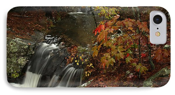 IPhone Case featuring the photograph Cecil Cove Runoff by Michael Dougherty