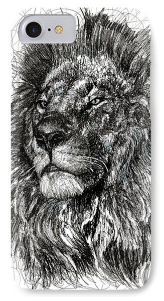 Cecil The Lion IPhone 7 Case