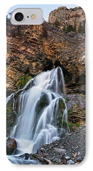 Cedar Creek Falls 2 Phone Case by Leland D Howard