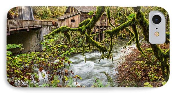 Cedar Creek Mill Mosses IPhone Case