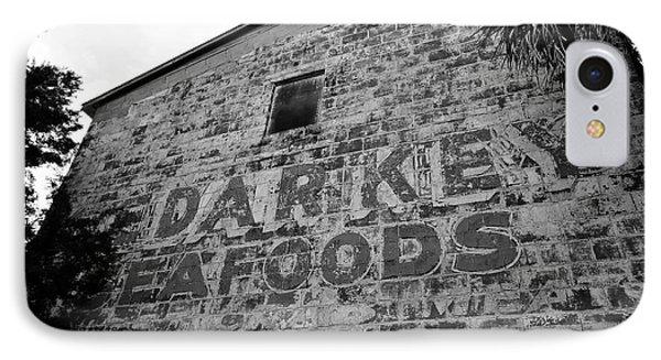 Cedar Key Sea Foods Phone Case by David Lee Thompson