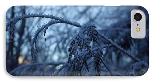Cedars Of Ice IPhone Case