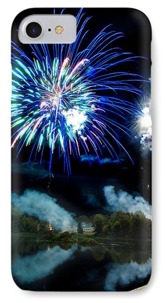 Celebration II IPhone Case by Greg Fortier